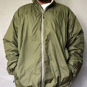 Cabela's Dark Green ZipUp jacket